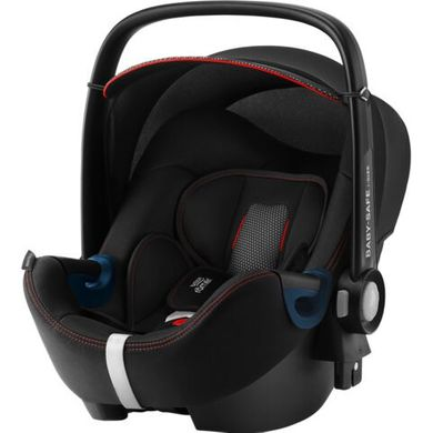 Автокресло Britax-Romer Baby-Safe2 i-Size Cool Flow Black