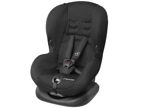 Автокресло Maxi-Cosi Priori SPS+ Carbon Black