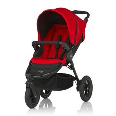 Коляска прогулянкова Britax B-Motion 3 Flame Red