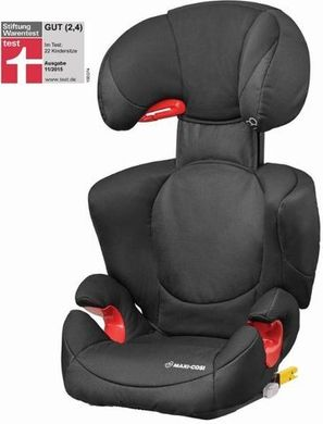 Автокресло Maxi-Cosi Rodi XP Fix Night Black