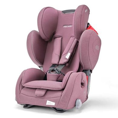 Автокрісло Recaro Young Sport Hero Prime Pale Rose