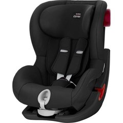Автокрісло Britax-Romer KING II Black Series Cosmos Black