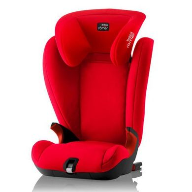 Автокрісло Britax-Romer KidFix SL Black Series Fire Red
