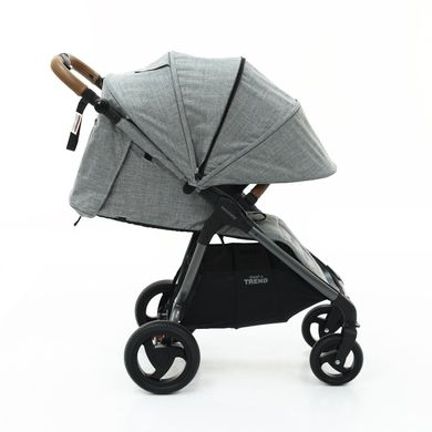 Коляска прогулянкова Valco baby Snap 4 Trend Grey Marle