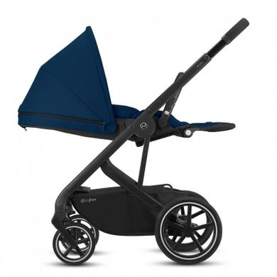 Коляска прогулочная Cybex Balios S Lux River Blue